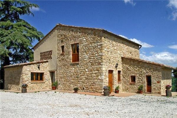 Lägenhet för 6 personer att hyra, San Gimignano, Toscana, Italien