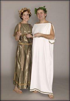 Hyra Maskeradkläder - Antiken