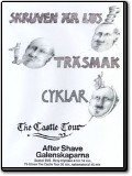 Galenskaparna & After Shave - Cyklar /​ The Castle Tour
