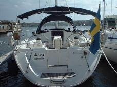 "Hyr Segelbåt - Jeanneau Sun Odyssey 45.1 - ""Lixa"" (1995) 4 Kabiner"