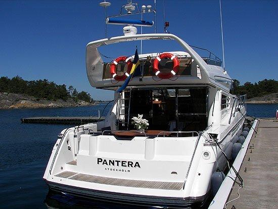Pantera Charter - Båtarna för dig