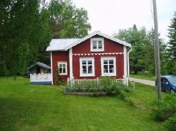 Hyr Stuga Piteå granträsmark