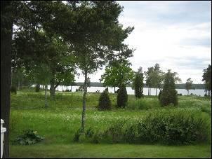 Fritidshus vid Kaggebo fjärden