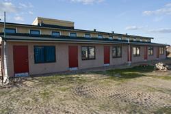 Nya lägenheter nära stranden i Apelviken, Varberg