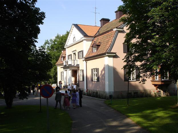 Herrgårds Hotell Gyllene Hästen nära Västervik