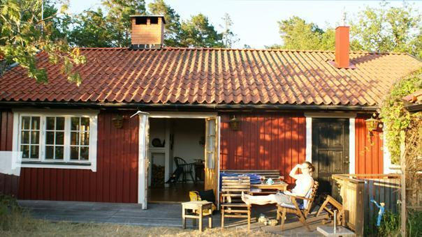 Livsnjutarens paradis i Stockholms skärgård