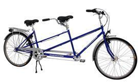 Tandemcykel att hyra i Västervik, från 120:- per dag