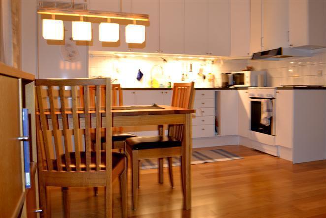 Fräsch lägenhet med 3-4 bäddar, centralt Karlstad
