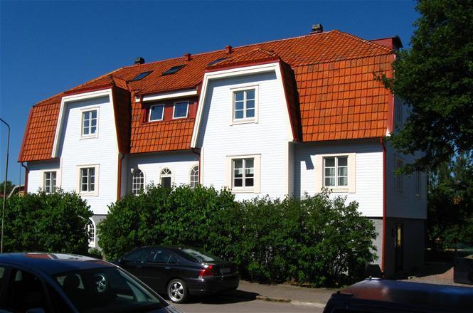 Lägenheter 4-6 bäddar i centrala Borgholm, Öland