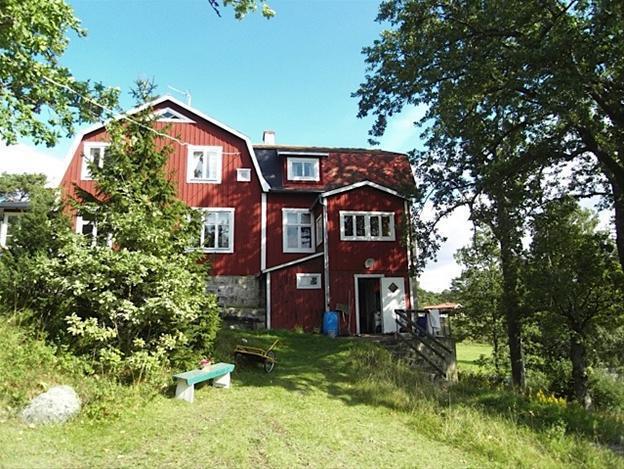 Södermöja Pensionat i Stockholms skärgård