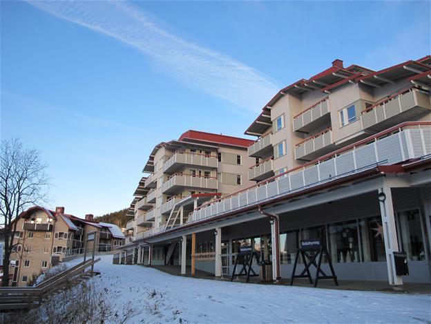 Lägenheter vid Åre torg nära liftar o kabinbanan i Åre
