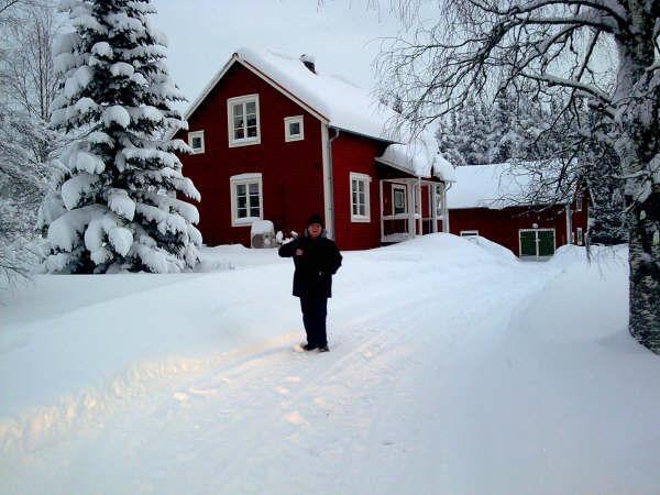 Hyr stuga i Jämtland - Per Albin torp