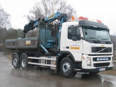 Hyr Lastbil - Lastväxlare Volvo 07a