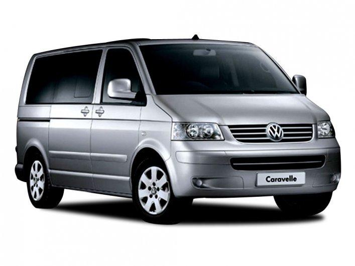 Hyra minibuss Darwin