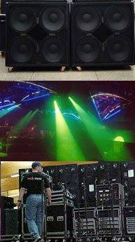 Hyr - Ljus / DMX / Scen
