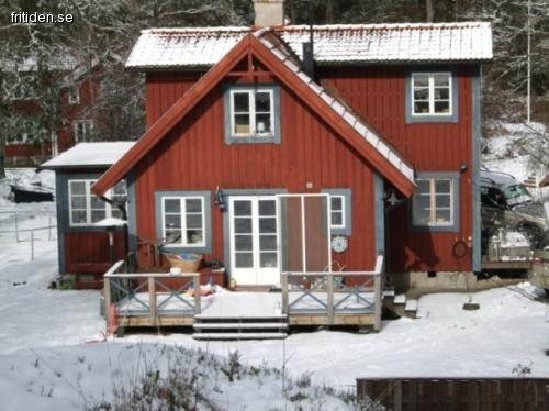 Litet hus med stor själ - Ingarö/Gustavsb