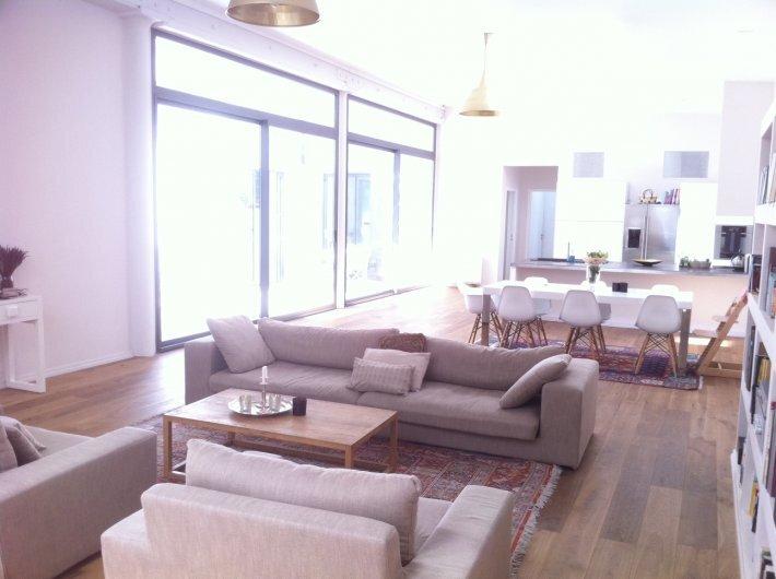 Nybyggt loft, 450 m2, pool, jacuzzi, centrum Nice