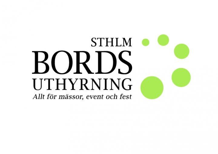 Hyr Möbler hos Stockholms Bordsuthyrning - Barbord, Fällstolar, Bord & Stolar