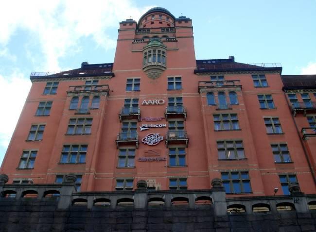 Hyra kontor, Kungsholmen