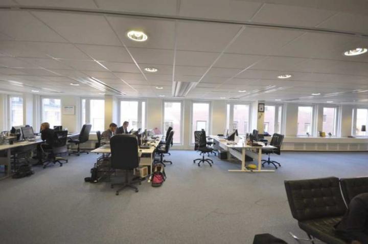 Hyra kontor, Östermalm