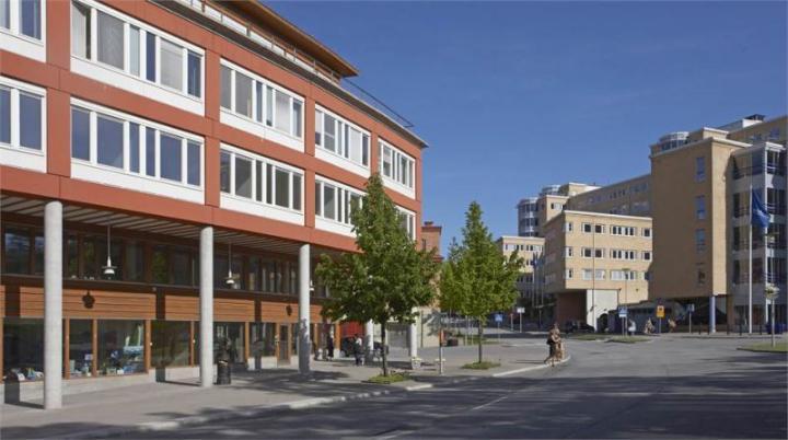 Hyra kontor, Nacka Strand