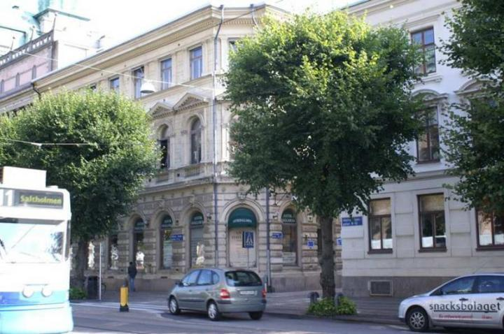 Hyra kontor, Centrum