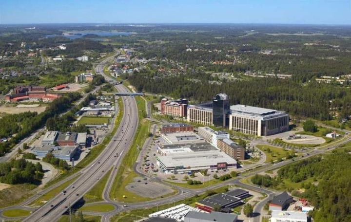 Hyra kontor, Upplands Väsby