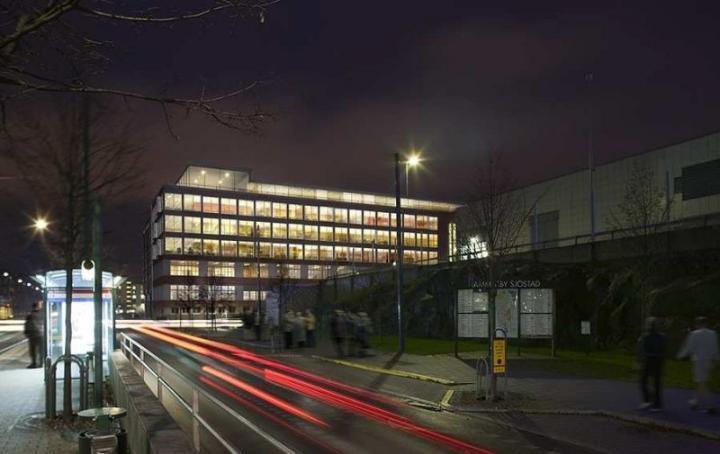 Hyra kontor, Hammarby Sjöstad