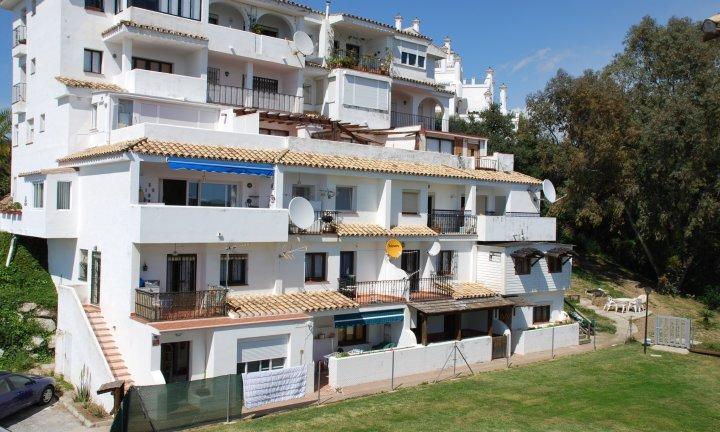 Lägenhet i Spanien - Costa del Sol - Estepona för uthyrning.