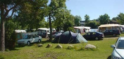 Camping Öland - Klintagården