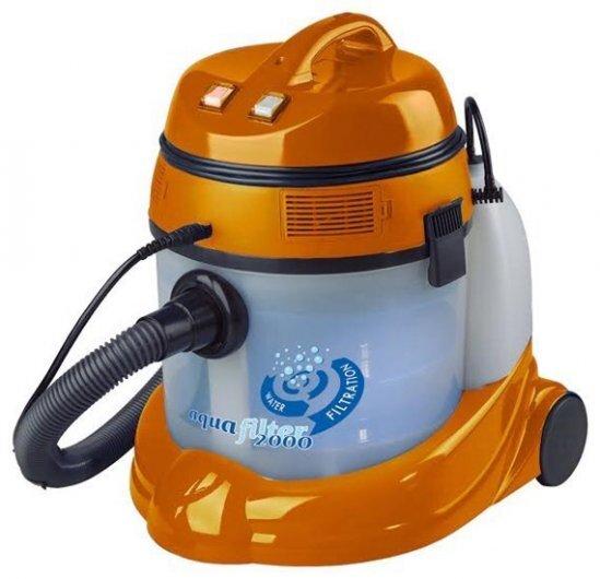 Matt- & Klädselrengörare Aquafilter 2000 +