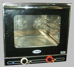 Hyr en varmluftsugn Bakeoff med ångknapp