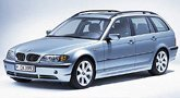 Hyr Bil - Stor kombi BMW 320 Touring, BMW 525 Touring, Volvo V70, VW Passat Variant