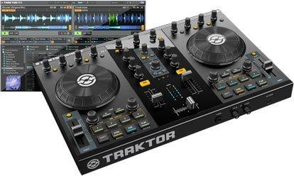 Hyr DJ controller till PC / Mac - Traktor Kontrol S2