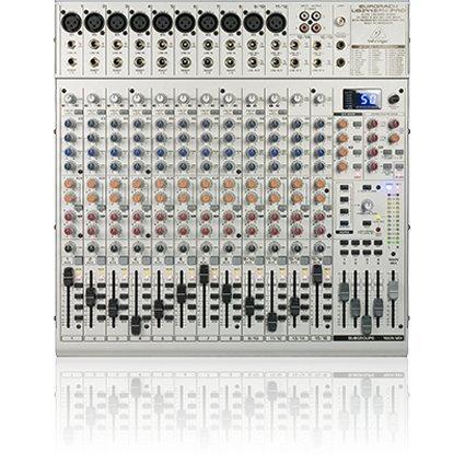 Hyr 16 kanals mixerbord