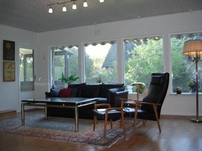 Bekväm villa i Höllviken 800 m från stranden