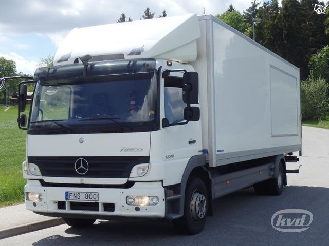 Hyr tung lastbil (5,5 ton) i Jönköping