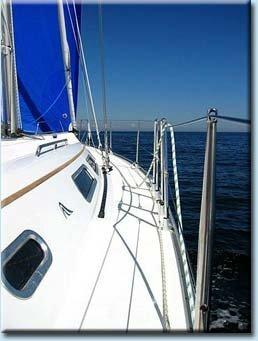 Hyra Segelbåt Hanse 400