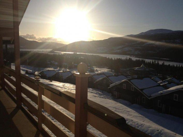 Åre/Tegefjäll: Trivsam lägenhet med Ski-in/Ski-out