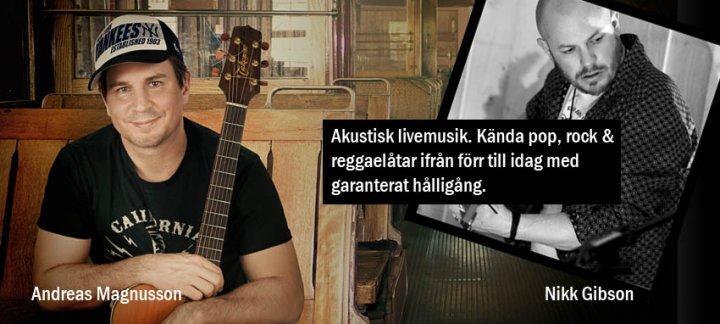 Trubadur Andreas Magnusson
