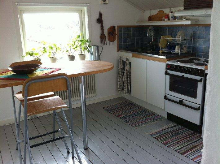 Lägenhet i Göteborg nära havet uthyres i sommar!