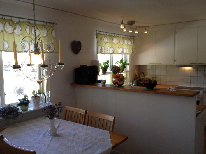 Välutrustad villa i lugnt kvarter i Kalmar, nära stranden och Öland