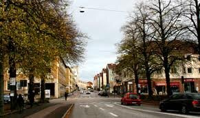 Lägenhet centralt i Göteborg