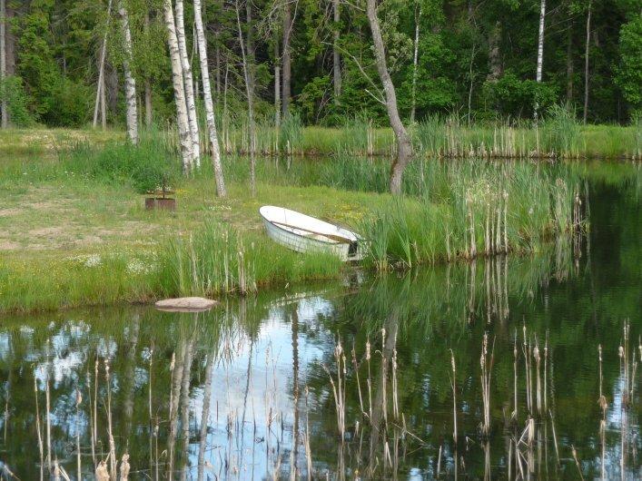 Bo på landet mellan Gränna och Jönköping