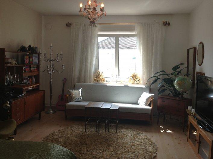 Lägenhet i centrala Göteborg uthyres billigt dygn/veckovis