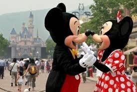 Disney musse pigg & mimmi maskerad dräkt