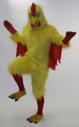 Hyr Dräkt för Maskerad - Maskeraddräkten Kyckling