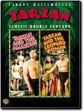 Tarzan och amazonerna & Tarzan och leopardkvinnan