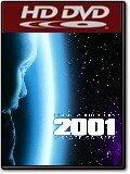 År 2001 - Ett rymdäventyr (HD DVD)