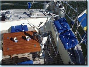 Hyra Segelbåt Långedrag 36